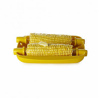 Lékué Microwave Cookware Corn-On-The-Cob Sweetcorn Cooker alt image 6