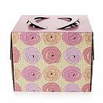 Flat-Pack Cake Gift Box 25cm Sq.
