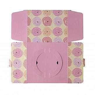 Flat-Pack Cake Gift Box 25cm Sq. alt image 2
