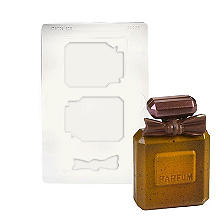 Perfume Bottle Chocolate Mould
