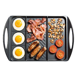 Lakeland Multi-Section Griddle and Frying Pan alt image 2