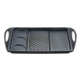 Lakeland Multi-Section Griddle and Frying Pan alt image 3