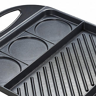 Lakeland Multi-Section Griddle and Frying Pan alt image 5