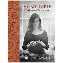 Nigella At My Table Book