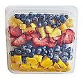 Stasher Reusable Food Storage Bag Clear - Sandwich Bag Size 450ml