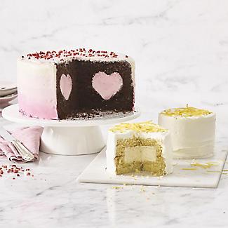Wilton Tasty-Fill Heart Cake Pan Set alt image 5