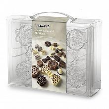 Schokoladenformen-Set, Standard- und Weihnachtsformen