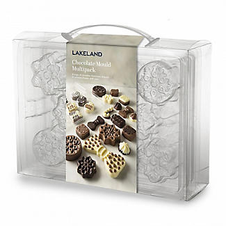 Chocolate Mould Multipack of Standard and Christmas Shapes