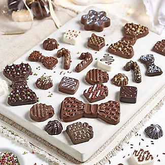 Chocolate Mould Multipack of Standard and Christmas Shapes alt image 2