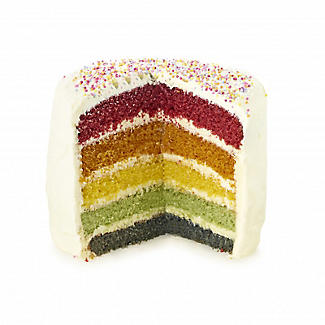 BakedIn 5 Layer Rainbow Cake Mix 610g alt image 2