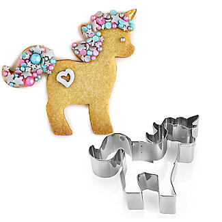 Standing Unicorn Cookie Cutter alt image 1
