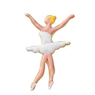 Ballerina Cookie Cutter 12.5cm alt image 2