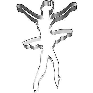 Ballerina Cookie Cutter 12.5cm alt image 3