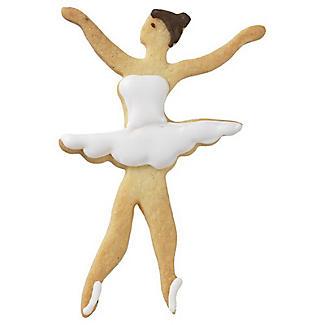 Ballerina Cookie Cutter 12.5cm alt image 4