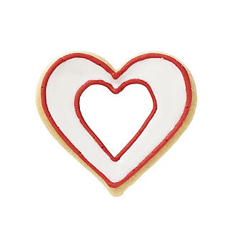 Heart with Heart inside Cookie Cutter alt image 3