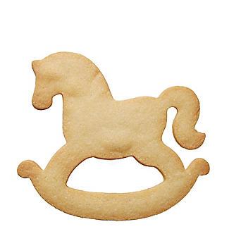 Rocking Horse Cookie Cutter 7cm alt image 4