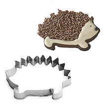 Hedgehog Cookie Cutter