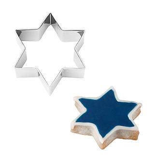 Christmas Star Cookie Cutter 6cm