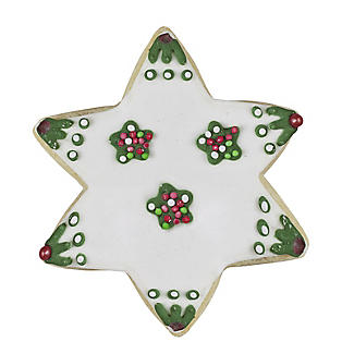 Christmas Star Cookie Cutter 6cm alt image 4