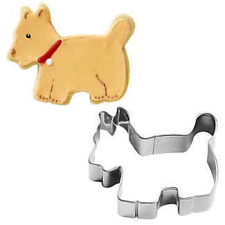 Terrier Dog Cookie Cutter