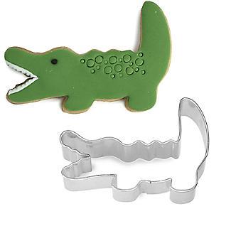 RBV Birkmann Crocodile Cookie Cutter
