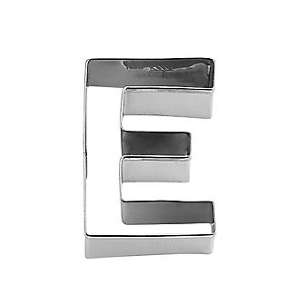 Letter E Alphabet Stainless Steel Cookie Cutter alt image 2