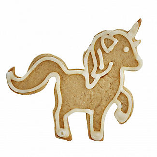 Galloping Unicorn Cookie Cutter alt image 2