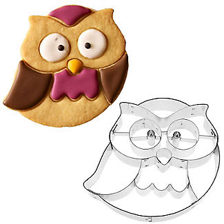 Owl Cookie Cutter