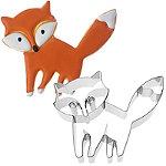 Fox Cookie Cutter