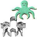 Squid Cookie Cutter