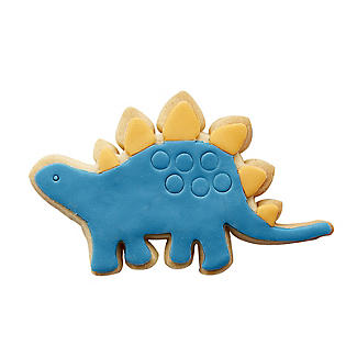Stegosaurus Dinosaur Cookie Cutter alt image 2