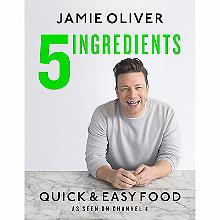 Jamie Oliver 5 Ingredients Book