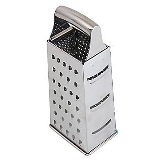Lakeland 4-Sided Slice and Grate Stainless Steel Box Grater alt image 3