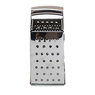 Lakeland 4-Sided Slice and Grate Stainless Steel Box Grater alt image 6
