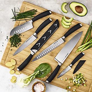 Lakeland Select-Grip  Japanese Steel Utility Knife 15cm Blade alt image 2