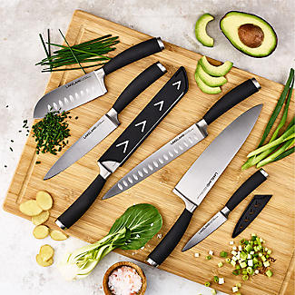 Lakeland Select-Grip  Japanese Steel Chef's Knife 20cm Blade alt image 2
