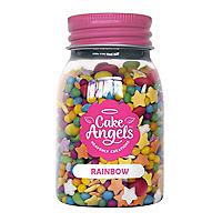 Cake Angels Rainbow Cake Sprinkles 75g