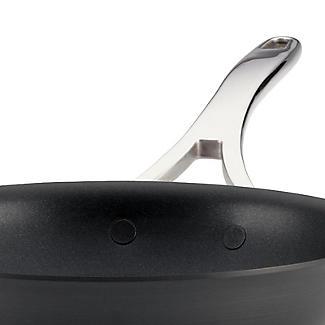 Anolon Nouvelle Copper 3-Piece Lidded Saucepan Set alt image 5