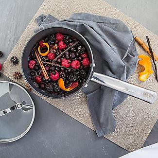 Anolon Professional 3-Piece Lidded Saucepan Set alt image 6