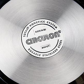Circulon Ultimum Stainless Steel 3-Piece Pan Set  alt image 2