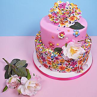 Cake Angels Cake Art Floral Edible Cake Decorating Wafer Paper 12g alt image 8