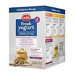 EasiYo Indulgence 4er-Pack mit verschiedenen Sorten Joghurtmischung Griechische Art
