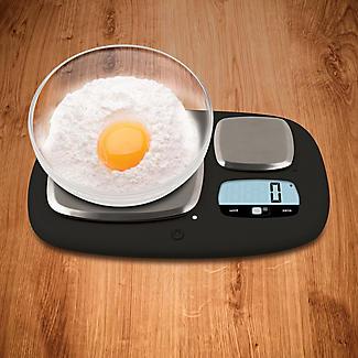Salter Dual Platform Precision Kitchen Scales alt image 2