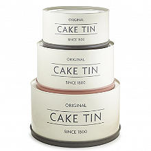 Mason Cash Innovative Kitchen Upside Down Cake Tin Set