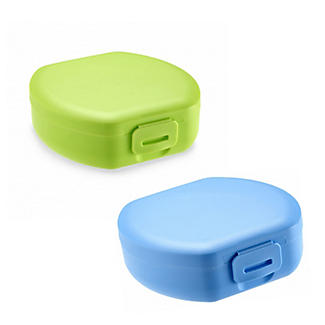 Biscuits For One Snack Containers Set of 2