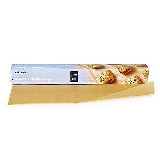 Lakeland Structured Baking Paper Roll 38cm x 10m alt image 1
