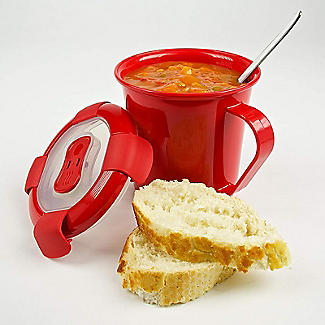 Good2Heat Microwave Soup Mug 683ml   alt image 2