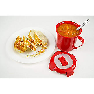 Good2Heat Microwave Soup Mug 683ml   alt image 9