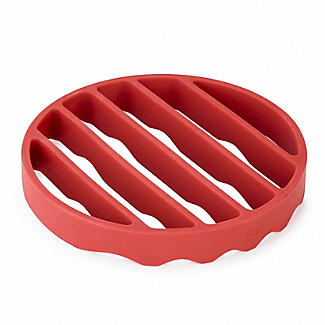 OXO Good Grips Silicone Pressure Cooker Roasting Rack alt image 2