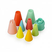 Rosanna Pansino by Wilton 9-Piece Cake Decorating Nozzle Tip Set